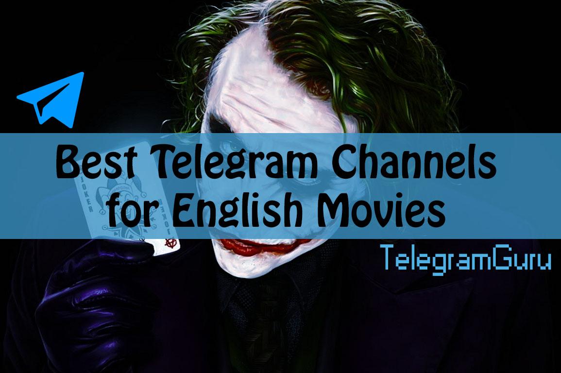 Telegram English Movie Channels