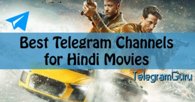 best hindi movies telegram channels