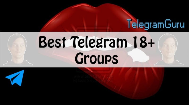telegram adult groups