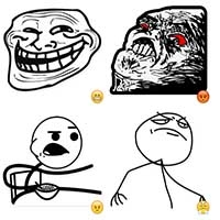 Cereal guy telegram meme stickers
