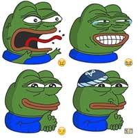 pepe telegram meme stickers