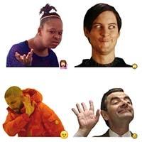 Memes telegram meme stickers
