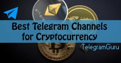 telegram cryptocurrency channels