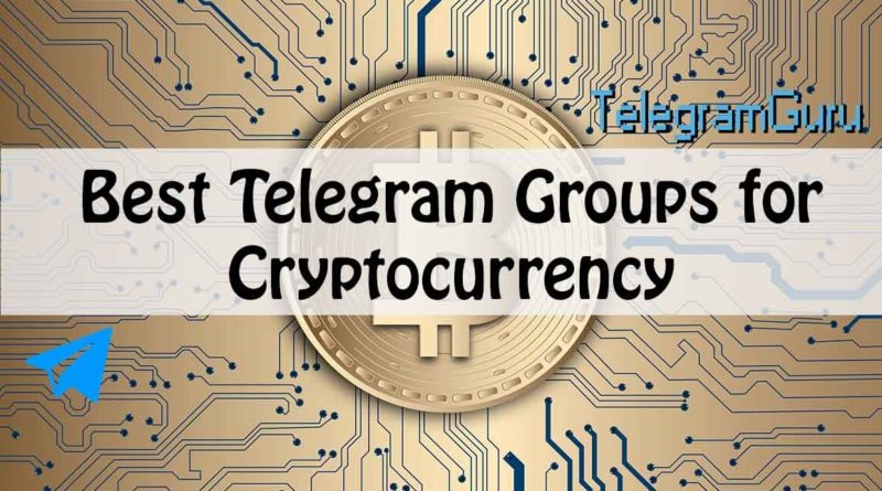 telegram cryptocurrency groups