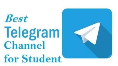 Telegram Channels for Student