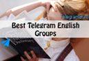telegram english groups