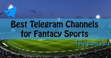 telegram fantacy sports channels