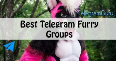 telegram furry groups