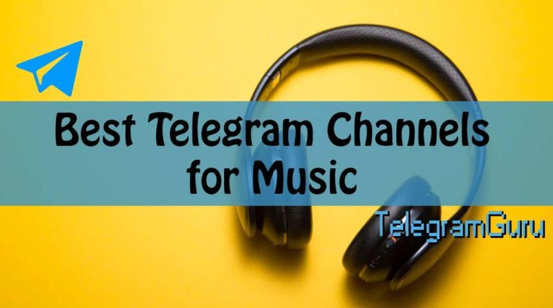 telegram music channels