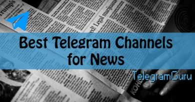 telegram news channels