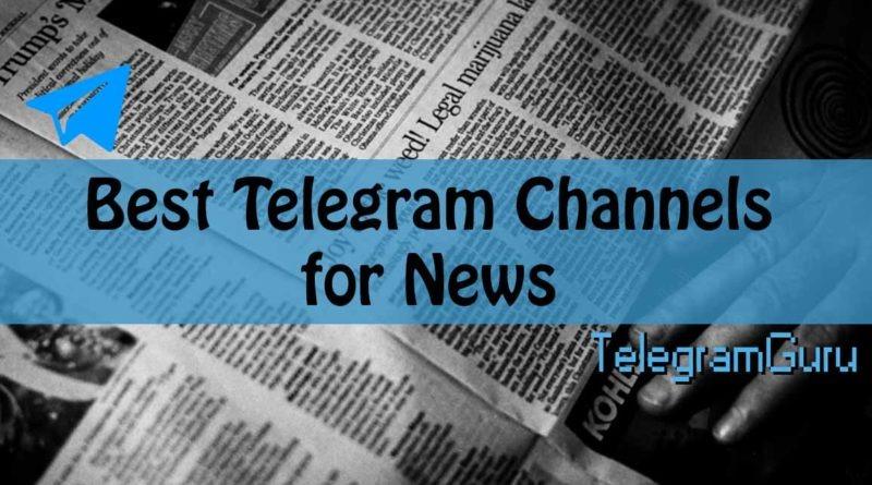 telegram news channels