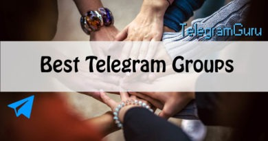 Best Telegram Groups
