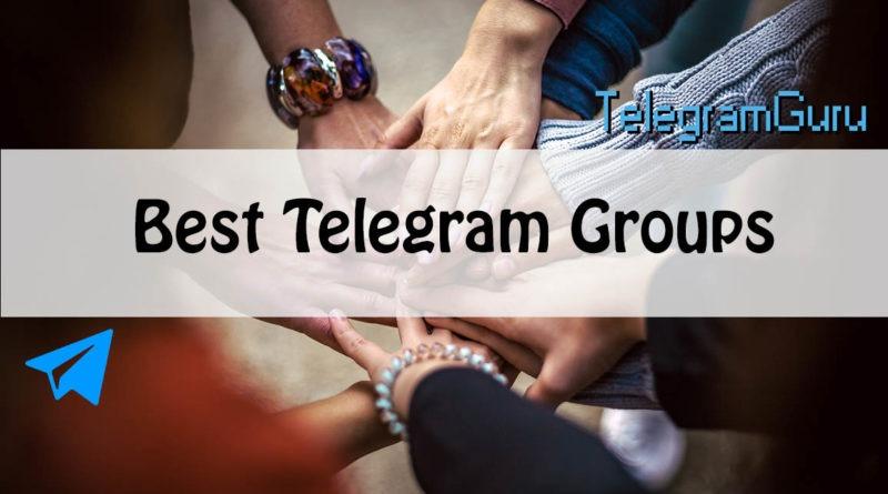 Best Telegram Groups