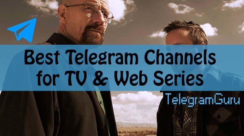 telegram tv shows channels