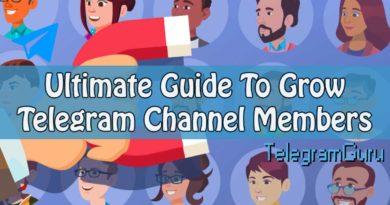 grow telegram channel members