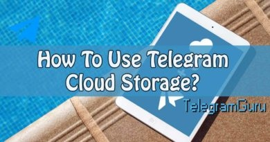 telegram-cloud-storage