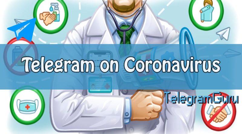 coronavirus telegram FI