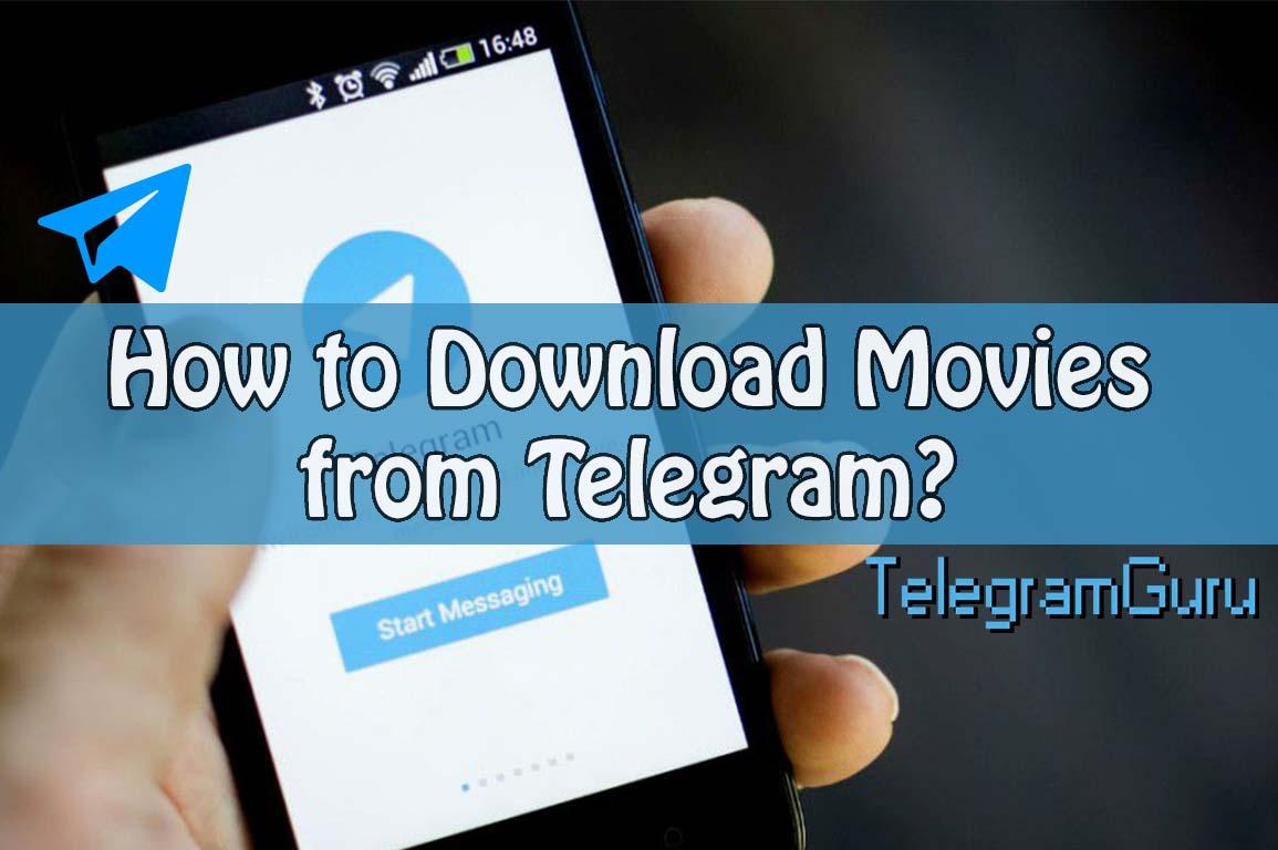 How to Download Movies on Telegram   Simplified Method