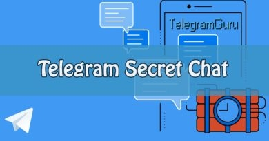 telegram secret chat